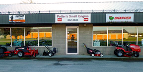 Potter's Small Engine Repair